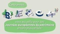 #JEP2016 : Bercy vous ouvre ses portes !
