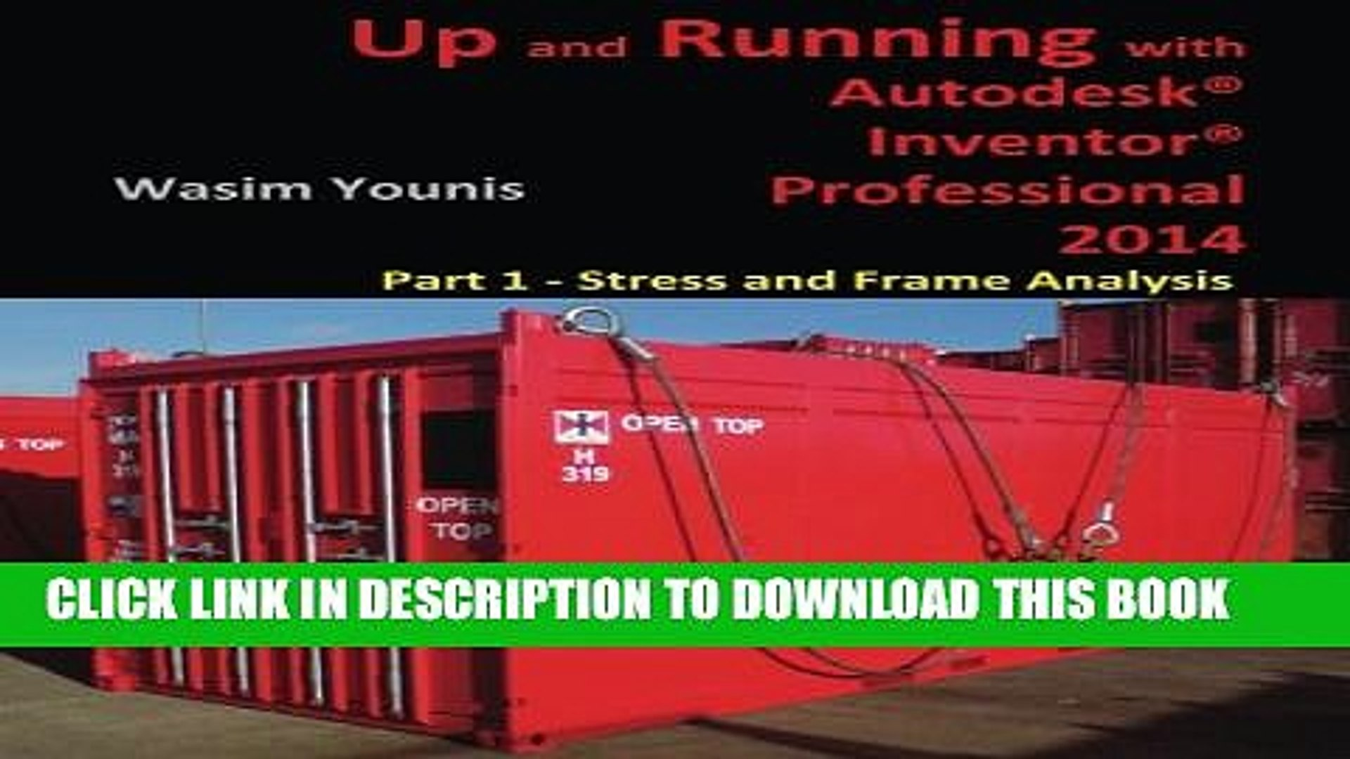 [PDF] Up and Running with Autodesk Inventor Professional 2014: Part 1 -  Stress and Frame Analysis