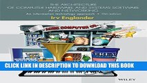 [PDF] The Architecture of Computer Hardware, Systems Software, and Networking: An Information
