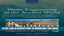 [PDF] Water Engineering in the Ancient World: Archaeological and Climate Perspectives on Societies