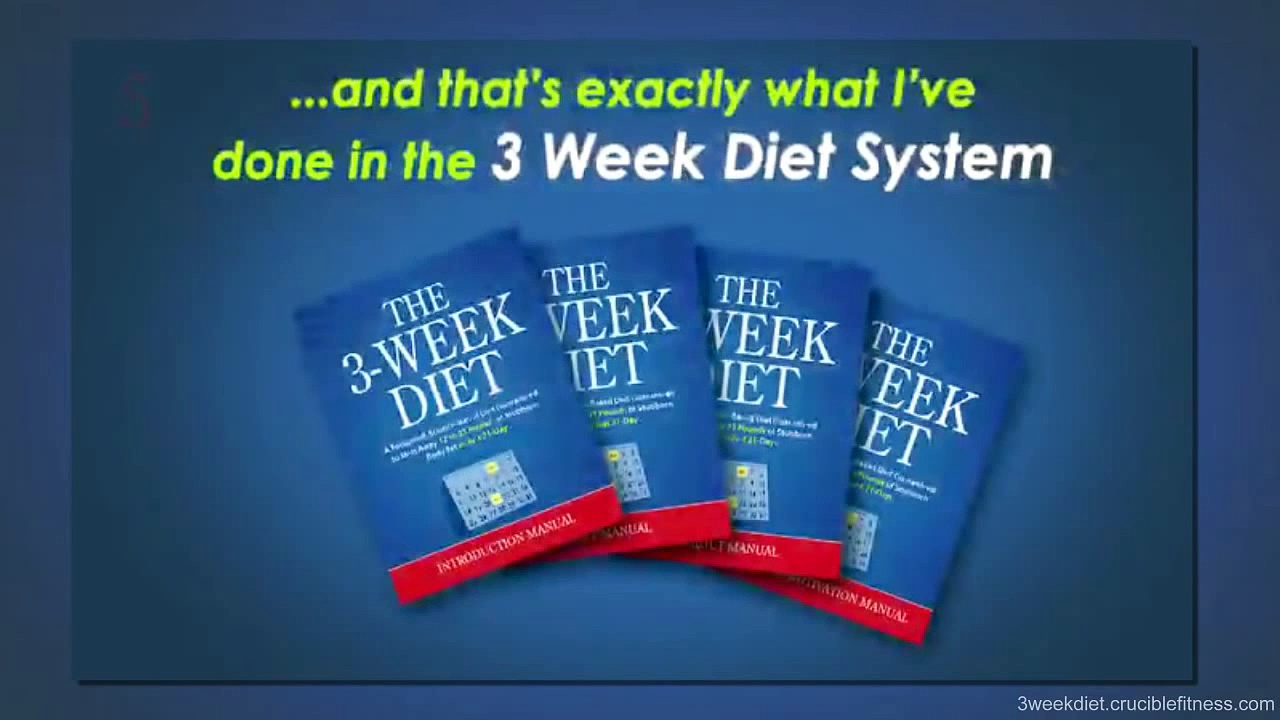 lose weight fast with diet plan and exercise | 3 week diet system