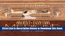 [Reads] Ancient Egyptian Medicine   [ANCIENT EGYPTIAN MEDICINE] [Paperback] Free Books