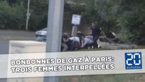 Attentats déjoués à Paris: Qui sont les trois femmes interpellées