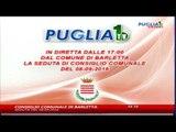 Consiglio Comunale di Barletta - Seduta del 08.09.2016   Diretta Streaming