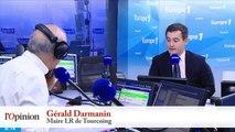 Gérald Darmanin: «Je regrette que François Hollande n'ait pas acté la déchéance de nationalité politique.»