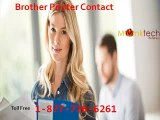 Brother Printer Contact 1-877-776-6261 Can Be Your One-Stop Shop