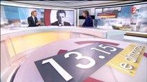 """13h15. François Baroin : """"Si on cherche un poste, on va vers le favori des sondages"""""""