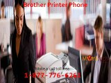 Picking Right Solution Through Brother Printer Phone 1-877-776-6261