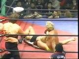 Nick Bockwinkel vs. Jumbo Tsuruta, AJPW 23.2.84