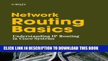 [PDF] Network Routing Basics: Understanding IP Routing in Cisco Systems Full Online