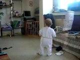 Ethan danse Novembre 2006
