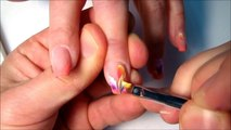 ACRYLIC Nail art design Nail EDUCATION AT HOME Nail EXTENSIONS TUTORIAL gel