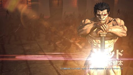 Berserk and The Band of The Hawk : Zodd Action Gameplay