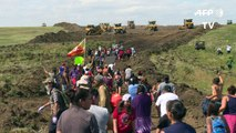 Native Americans united by oil pipeline fight