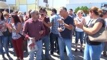 Diyarbakır'da Öğretmenlerin Protestosunda Olaylar Çıktı-1