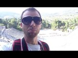 The Greek Theatre of Epidavros, Greece