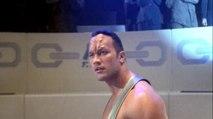 The Rock in Star Trek Voyager - TV Show (Dwayne Johnson)