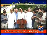 Imran Khan's Media Talk in Islamabad (Complete) - 9th September 2016