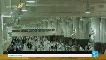 Hadj : des pèlerins équipés de bracelets d'identification à La Mecque