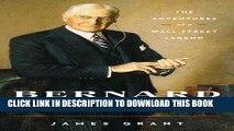 [PDF] Bernard Baruch: The Adventures of a Wall Street Legend Popular Collection[PDF] Bernard