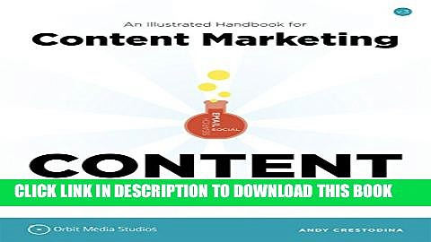 [PDF] Content Chemistry: An Illustrated Handbook for Content Marketing Full Online