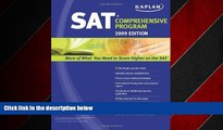 Enjoyed Read Kaplan SAT 2009 Comprehensive Program