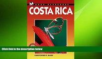 there is  Moon Handbooks Costa Rica (Moon Costa Rica)
