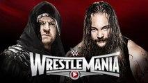 WWE Wrestlemania 31 Undertaker Vs Bray Wyatt