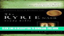 [PDF] The Ryrie NAS Study Bible Genuine Leather Black Red Letter (Ryrie Study Bibles 2008) Full