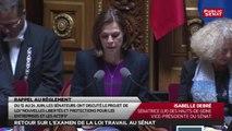 Retour sur l'examen de la loi travail au Sénat - Les matins du Sénat (09/09/2016)