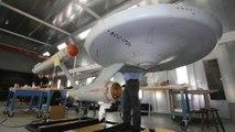 L'USS Enterprise de Star Trek restauré sous nos yeux