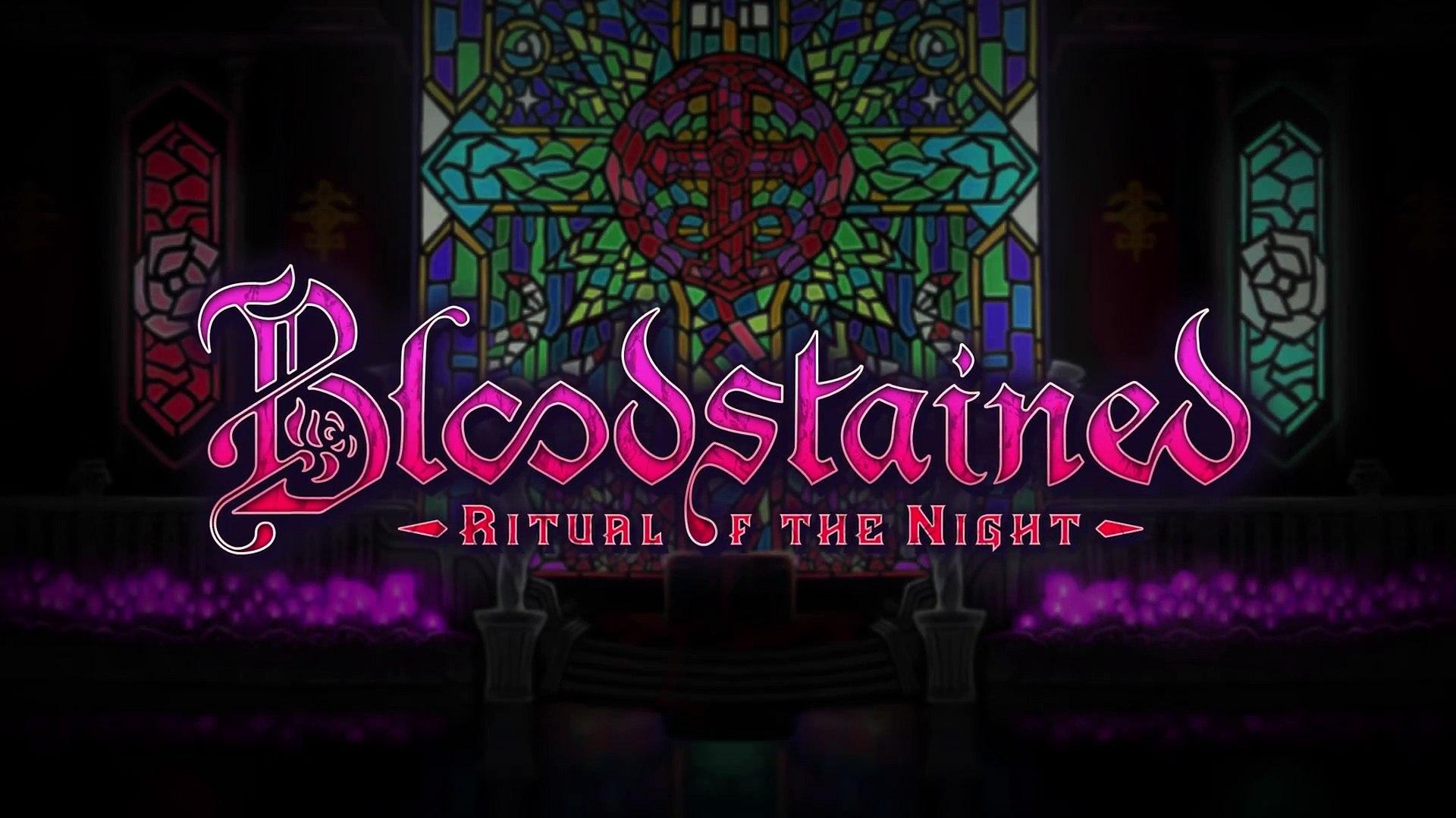 Bloodstained: Ritual of the Night - Videomessaggio annuncio posticipo al 2018