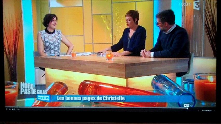 La collection du Petit quizz à l'honneur sur l'antenne de France 3 (Nord-Pas-de-Calais)