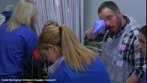 Ils ont laissé une équipe télévision filmer la mort de leur enfant à l'hôpital