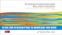 [PDF] International Business: Competing in the Global Marketplace Full Online