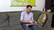 Vidéo : un New-Yorkais invente une machine pour dormir dans le métro