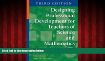 Online eBook Designing Professional Development for Teachers of Science and Mathematics