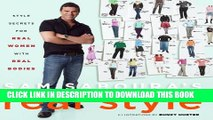 New Book Sam Saboura s Real Style: Style Secrets for Real Women with Real Bodies