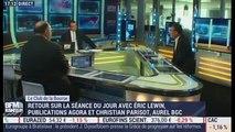 Le Club de la Bourse: Éric Lewin, Christian Parisot et Vincent Ganne - 09/09