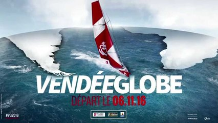 Vendée Globe Start Live | SWE 54 Azur