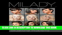 Collection Book Situational Problems for Milady Standard Cosmetology (Milady Standard Cosmetology
