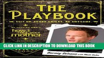 [PDF] The Playbook: Suit up. Score chicks. Be awesome. Full Collection