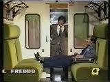 Video Franco e Ciccio al treno