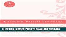 [PDF] Elizabeth Barrett Browning: Selected Poems Popular Online