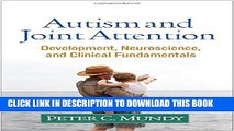 New Book Autism and Joint Attention: Development, Neuroscience, and Clinical Fundamentals
