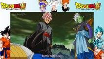 Yajirobe and Mai Saves Goku-Vegeta-Trunks  Yajirobe y Mai salvan a Goku-Vegeta-Trunks Episode 57