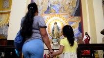 Miles de desplazados por violencia de pandillas en Honduras