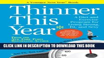 Collection Book Thinner This Year: A Younger Next Year Book