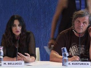 Mostra: Kusturica signe une histoire d'amour sur fond de guerre des Balkans
