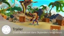 Trailer - Crash Bandicoot dans Skylanders Imaginators (20 Ans de Crash !)
